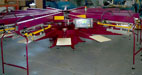 Screen Printing Machine Anatol Proteus 14 color 16 stations